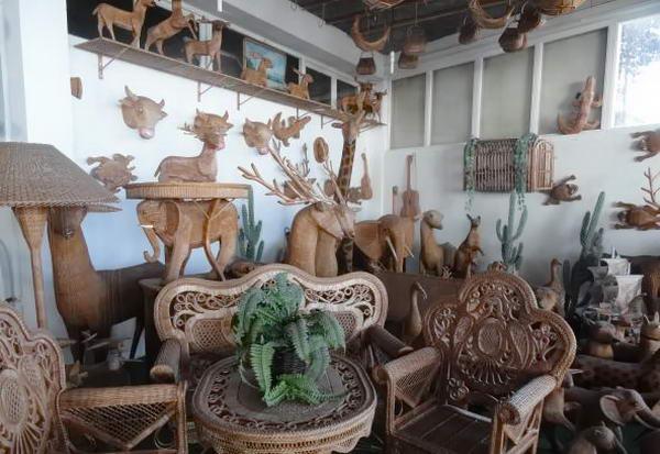 Фабрика плетених виробів