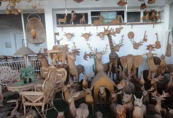 Фабрика меблів на Мадейрі