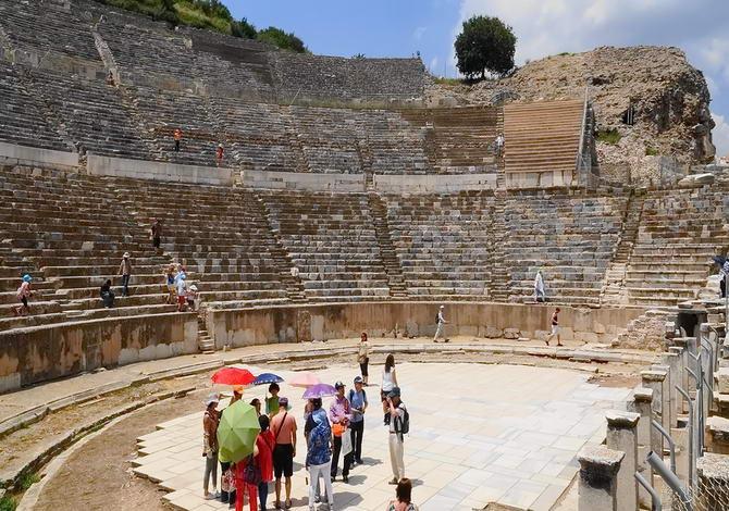 арена театру в Ефесі