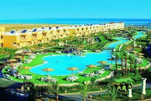 Які готелі Хургади переважні для відпочинку з дітьми?