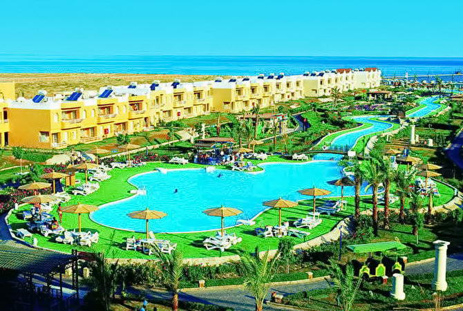готель Calimera Golden Beach 4