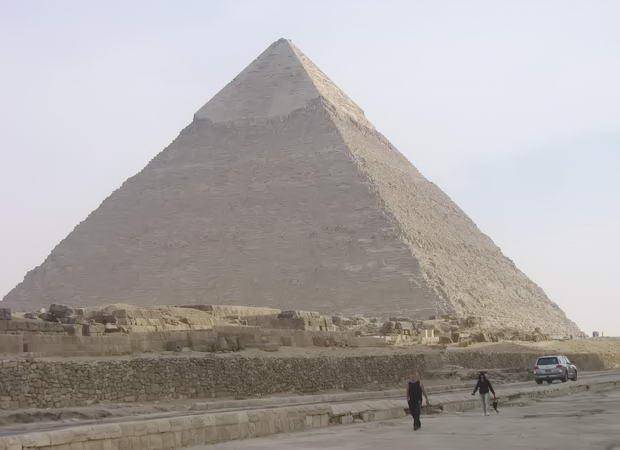 египетські піраміди