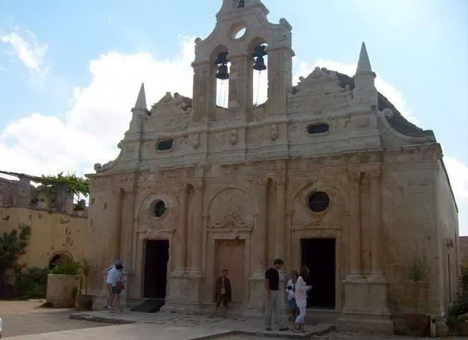 Монастир Аркаді
