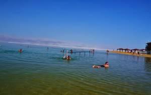 Майбутнє Мертвого моря в руках людини