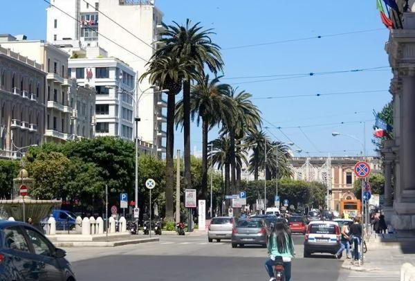 Вулиці міста Барі