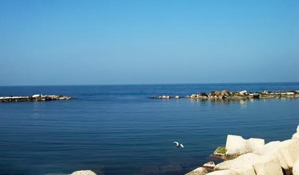 море в місті Барі
