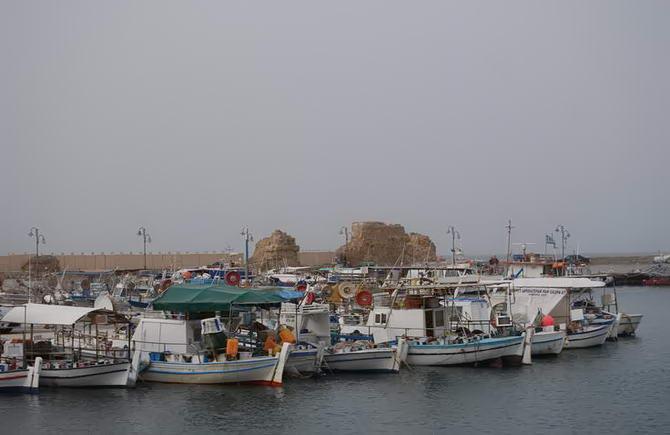 гавань Пафосу