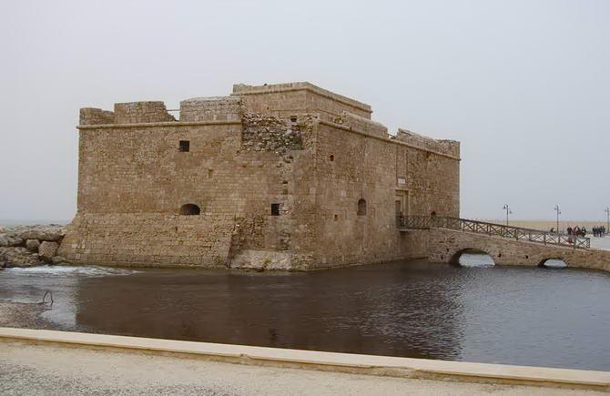 середньовічний форт