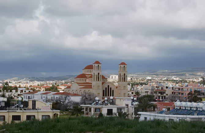 храми Пафосу