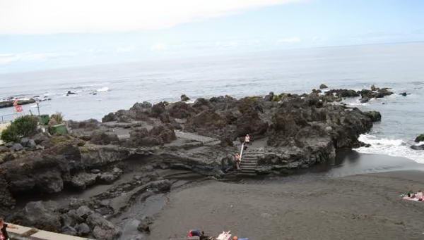 Пляж Playa Jardin