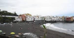 Пляж Playa Jardin (Іспанія, Тенеріфе)