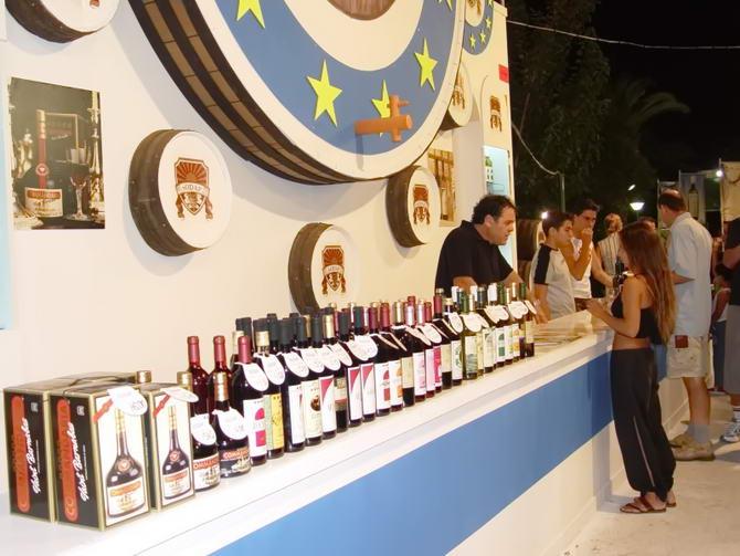фестиваль вина на остріві Кіпр