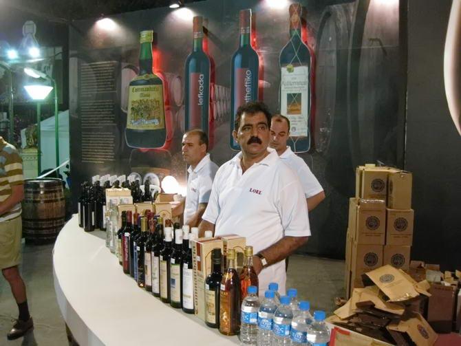 фестиваль вина в Лімасолі