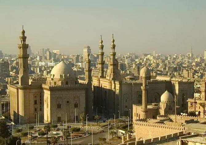 Романтична подорож в Єгипет