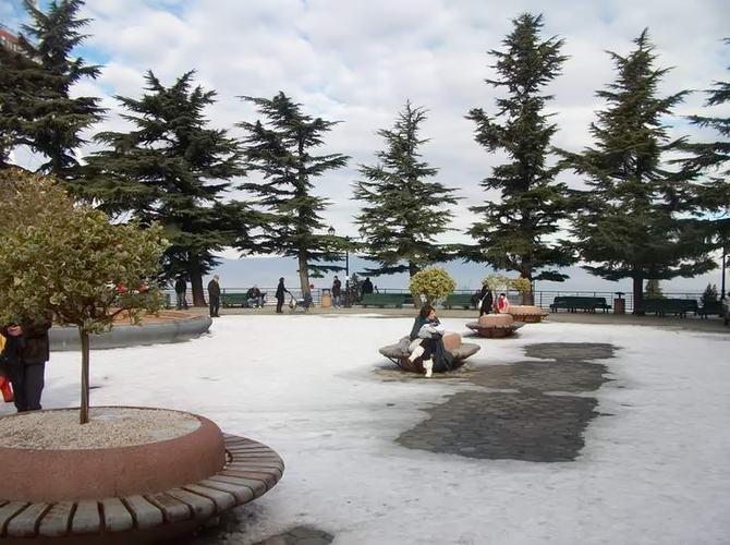 парк Тбілісі - Мтацмінда