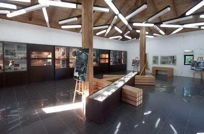 музей біля Апсароської фортеці