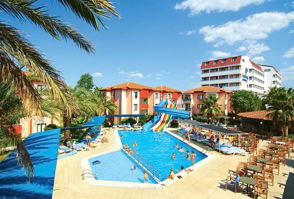 сервіс готелів Туреччини