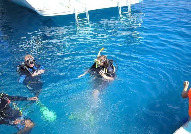 занурення з аквалангом
