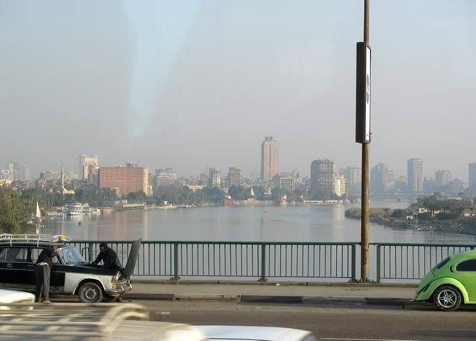 Єгипет. Каїр