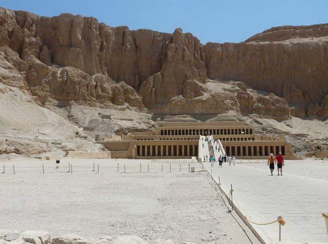 гробниця Хатшепсут