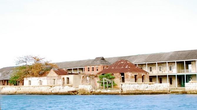 Порт-Ройал, Ямайка