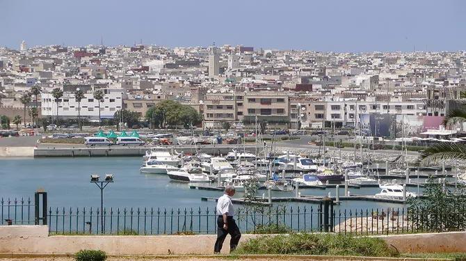 Салі́, Марокко