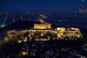 Акрополь визнаний кращою пам'яткою Європи
