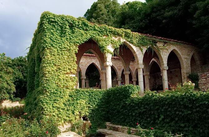 Ботанічний сад в Балчику