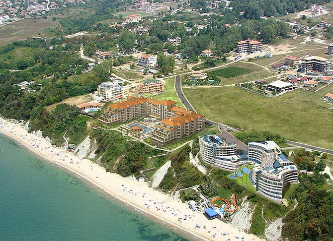 пляжі в районі курорту Бяла