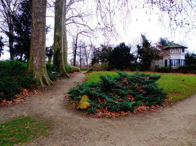 Венсенському Ліс у Парижі