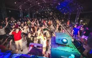 Фестиваль диджеев в Днепропетровске. *Атмосфера* 2014