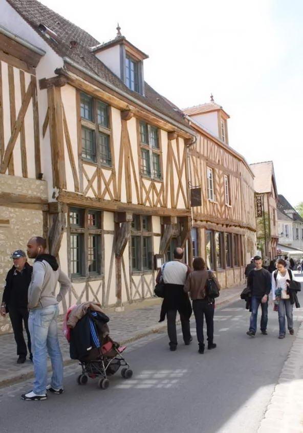 Деревянные постройки города