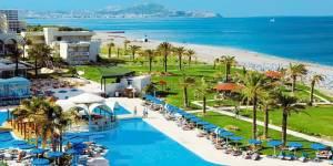 Готелі Греції з піщаним пляжем