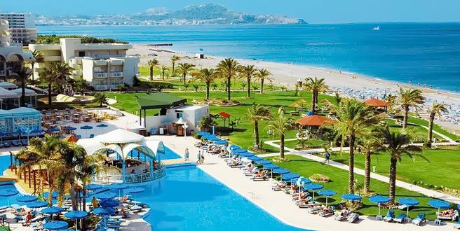 Готелі Греції