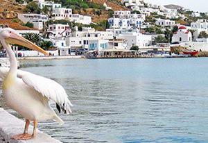 Греція і Міконос