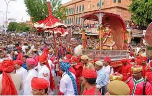 Індія в період останнього місяця мусонів