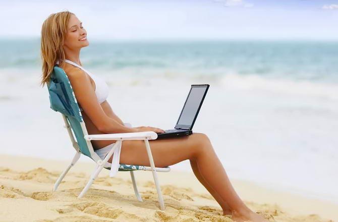 wi-fi на пляжі вже не розкіш
