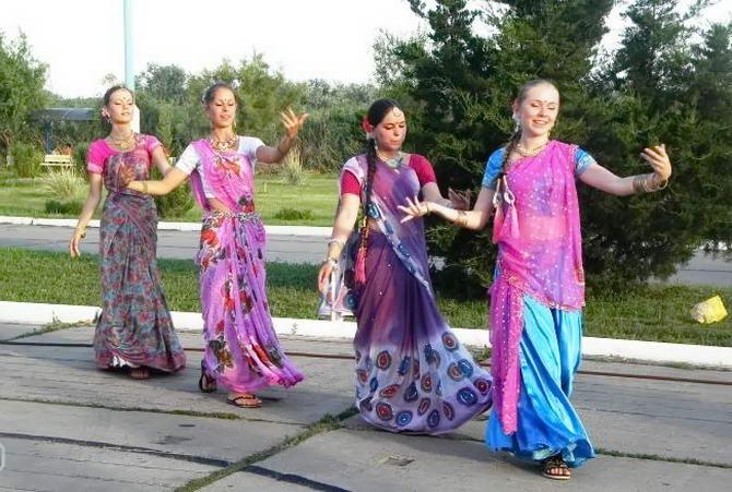 Індійський карнавал