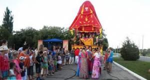 У Ізмаїлі пройшов карнавал індійської культури