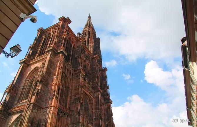 Кафедральний собор Страсбурга