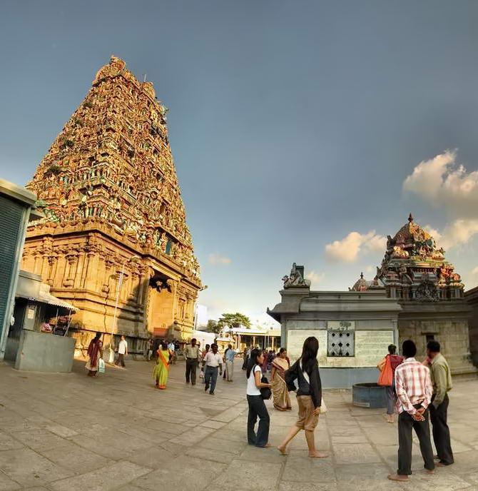 храм Капалісварар