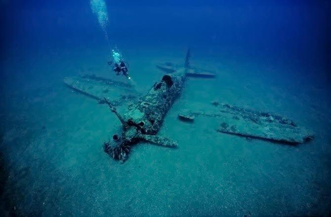 підводні знахідки