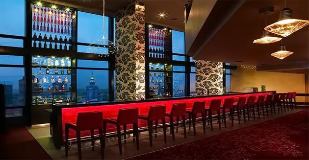 PanoramaBar&Lounge у Варшаві