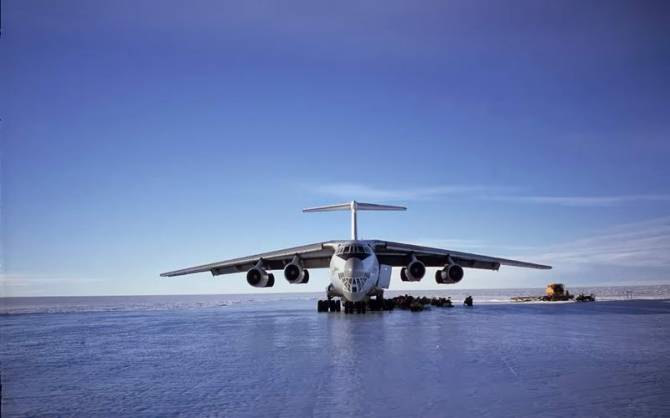 Аеропорт Ice Runway