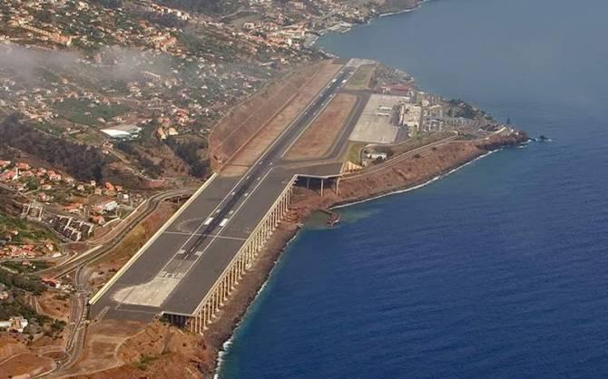 Міжнародний аеропорт Мадейри