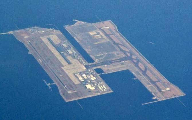 Міжнародний аеропорт Кансай