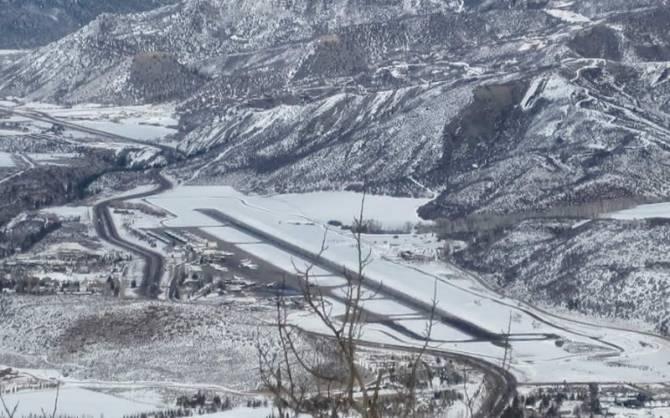 Аеропорт Aspen