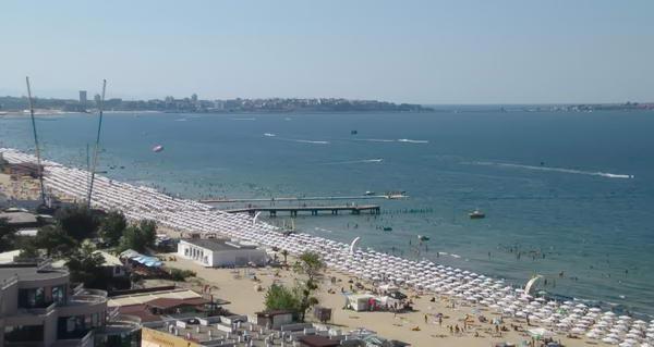 пляжі Сонячного Берегу