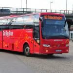 У Стокгольмі з'явилися нові автобуси для туристів