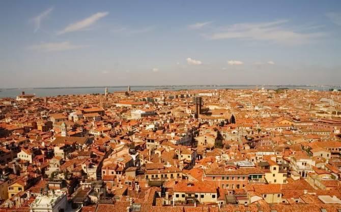 Венеція згори